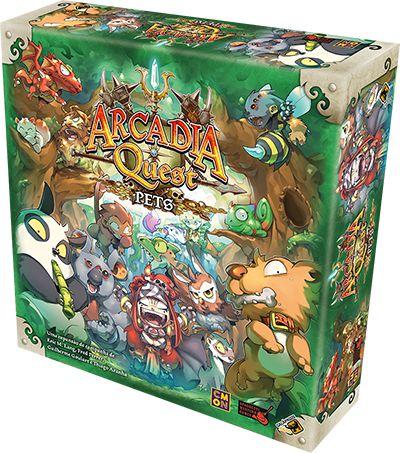 Arcadia Quest: Pets (Expansão)