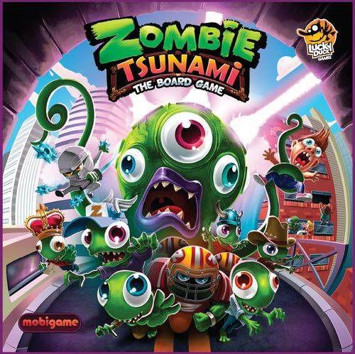 Zombie Tsunami: The Board Game