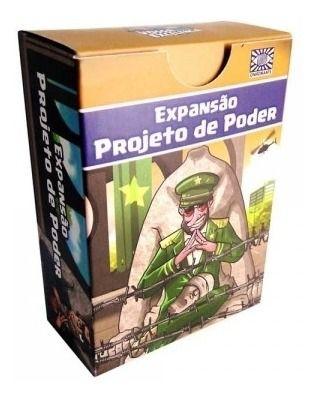 Expansão Projeto de Poder - Vossa Excelência