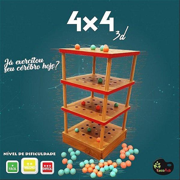 4x4 3D