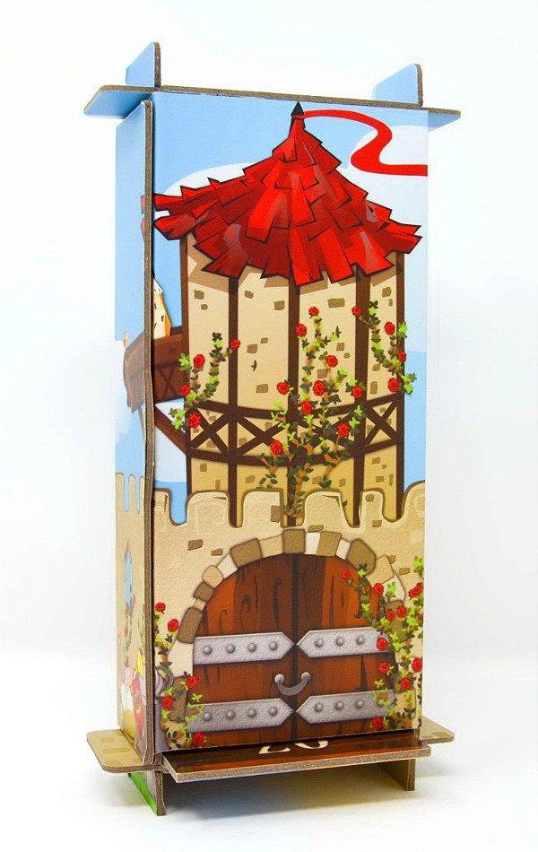 Torre para Peças (Acessório para Kingdomino)