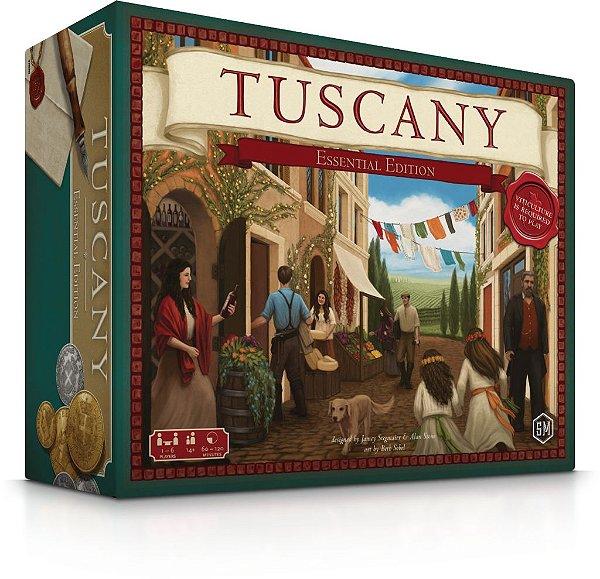 Tuscany: Edicao Essencial