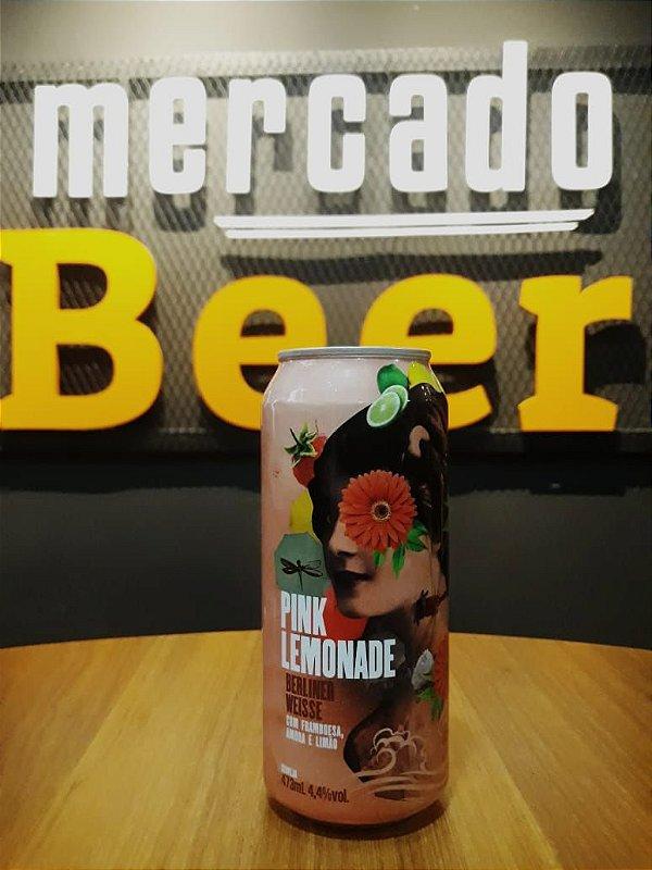 Cerveja Dádiva Pink Lemonade 473ml