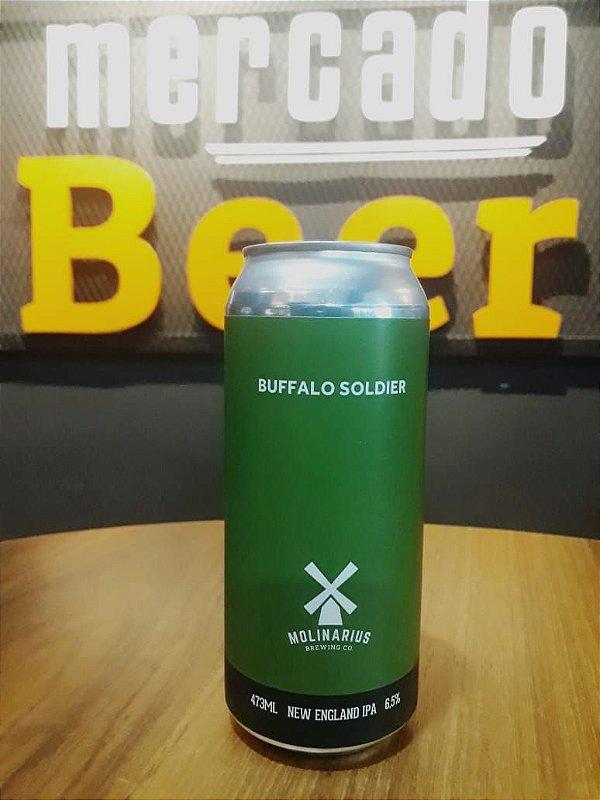 Cerveja Molinarius Buffalo Soldier 473ml