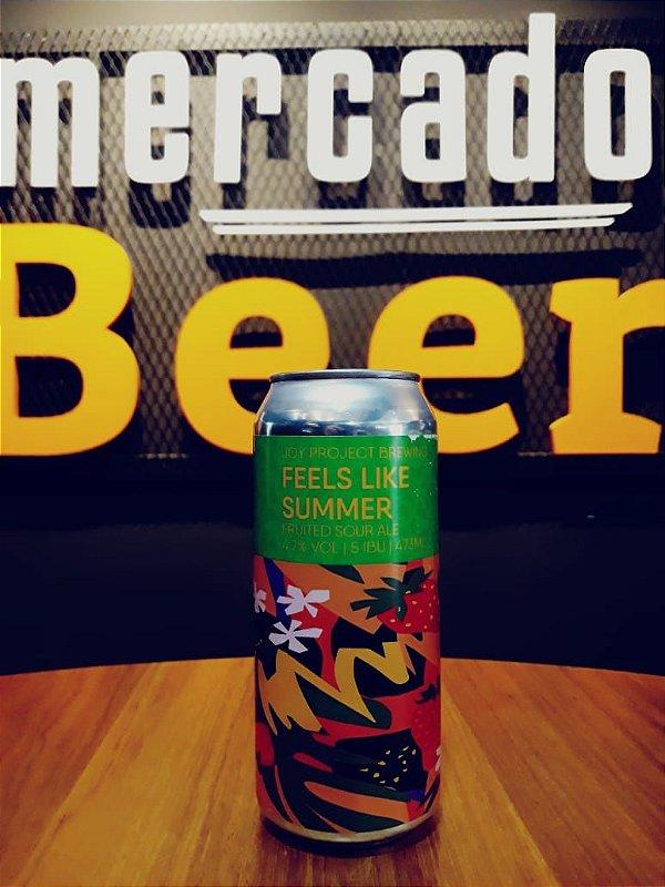 Cerveja Joy Feels Like Summer 473ml