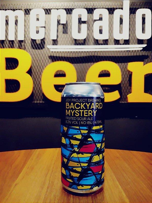 Cerveja Joy Backyard Mystery 473ml