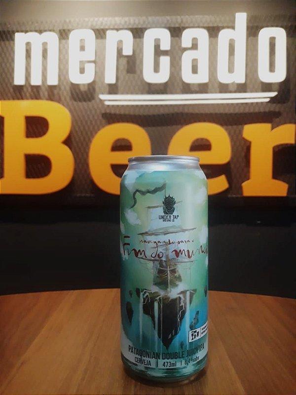 Cerveja Under Tap Navegando para o Fim do Mundo 473ml