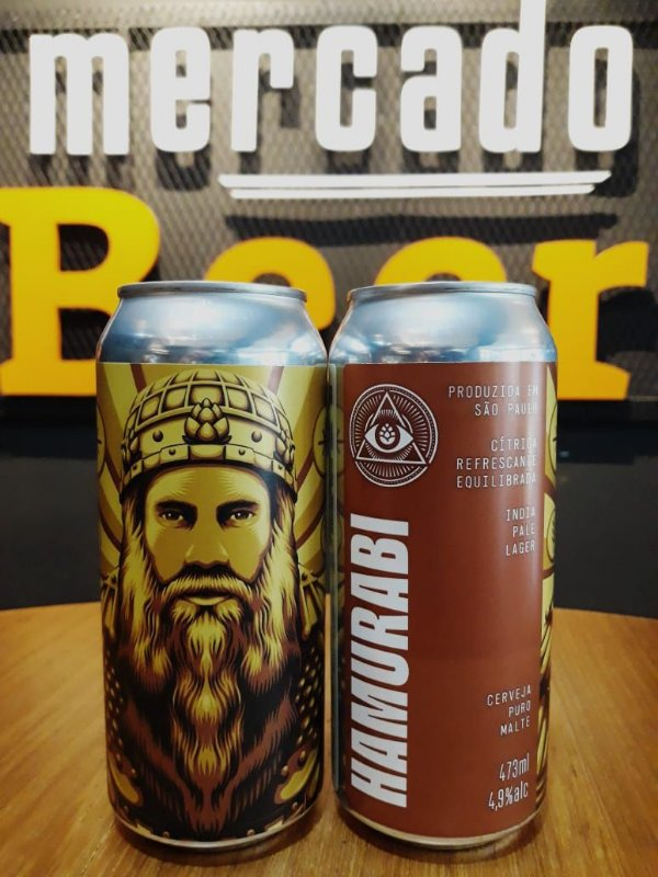 Cerveja Dogma Hamurabi 473ml