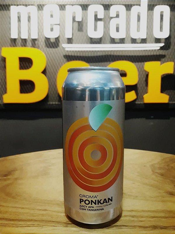 Cerveja Croma Ponkan 473ml