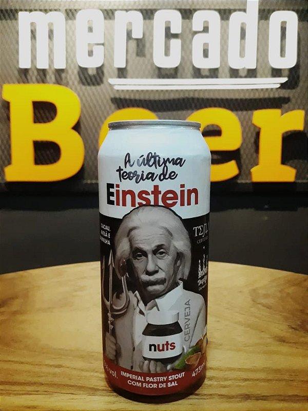Cerveja Tesla A Última Teoria De Einsten 473ml