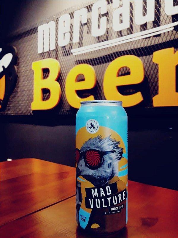 Cerveja Abutres Mad Vulture 473ml
