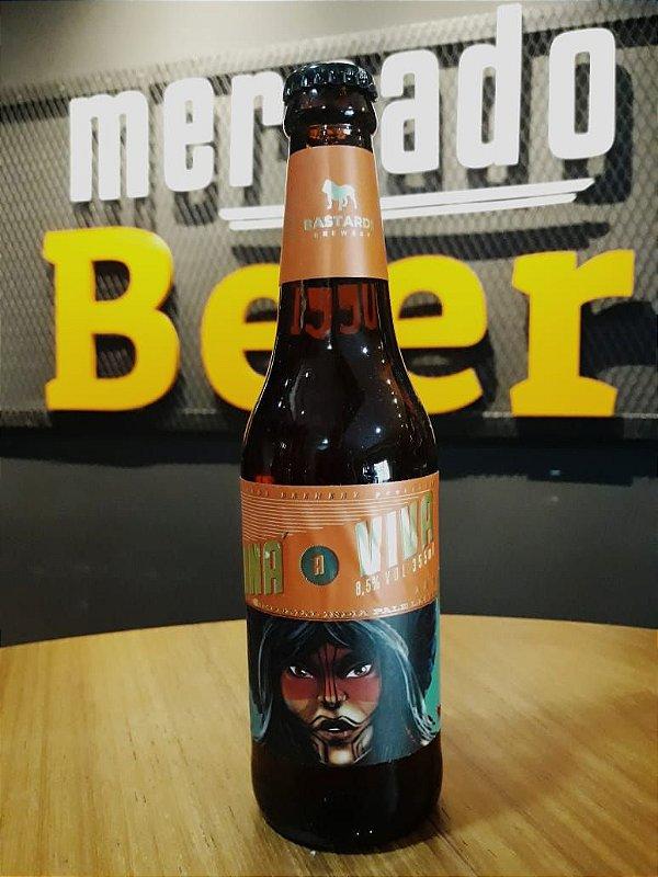 Cerveja Bastards Piná a Vivá 355ml