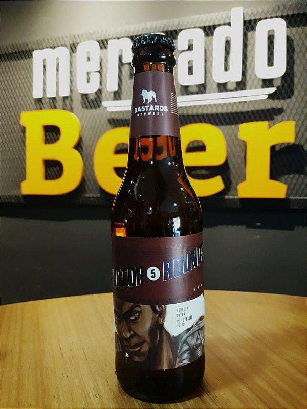 Cerveja Bastards Hector Five Rounds 355ml