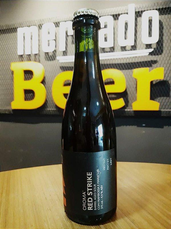 Cerveja Croma BA Red Strike 375ml