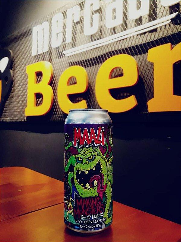 Cerveja Maali Making Monsters 473ml