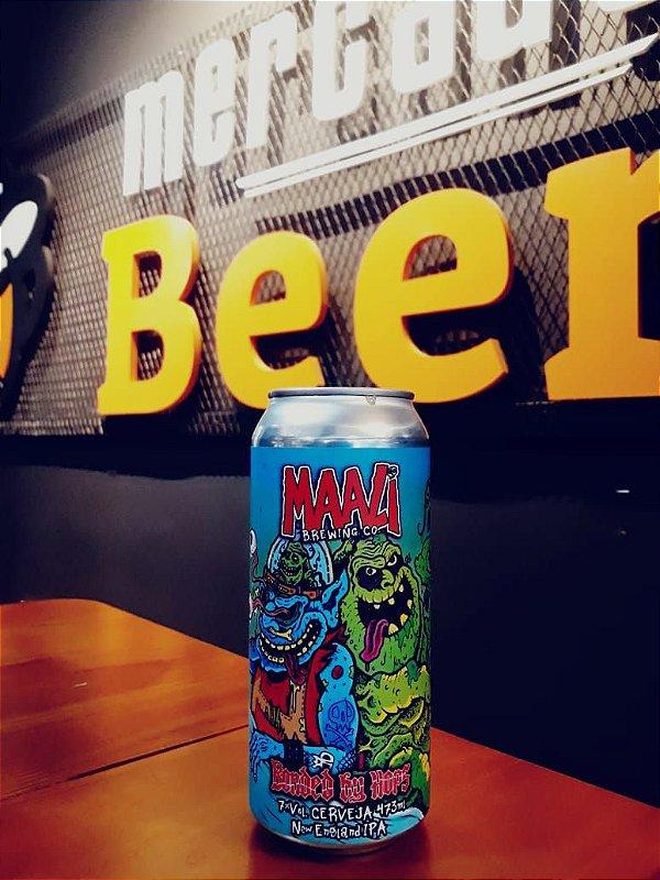 Cerveja Maali Bonded By Hops 473ml