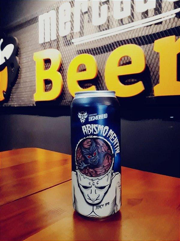 Cerveja Demonho Abismo Mental 473ml