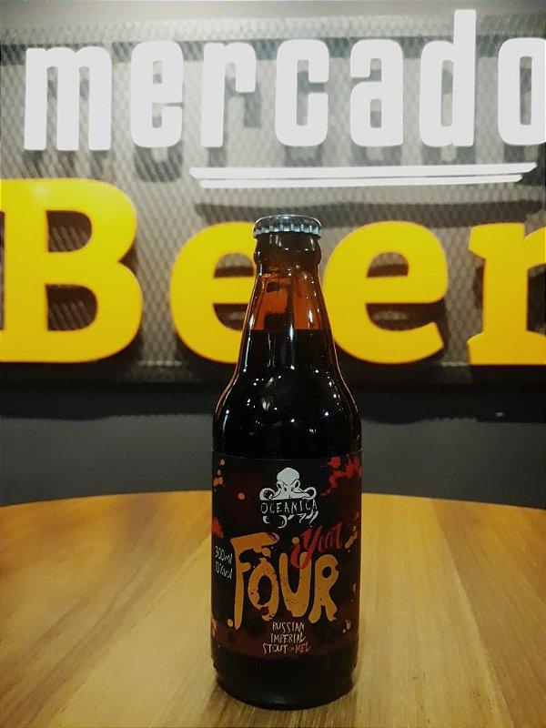 Cerveja Oceânica Year Four 300ml
