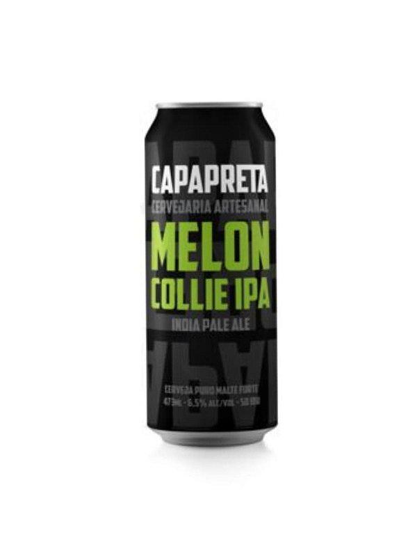 Cerveja Capa Preta Melon Collie 473ml