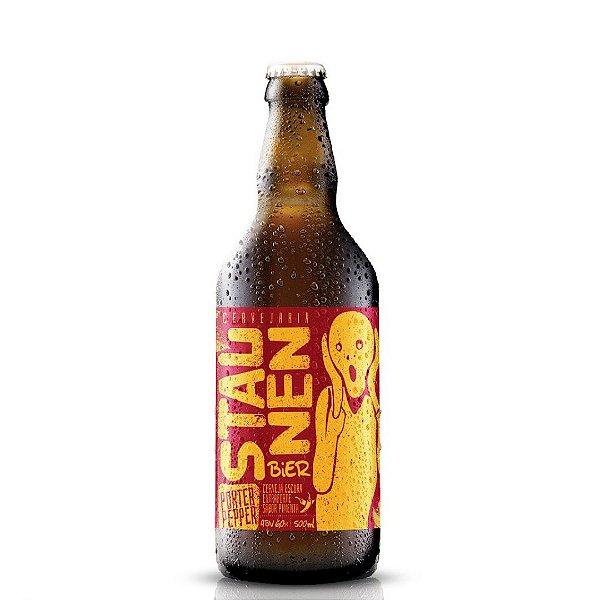 Cerveja Staunen Porter 500ml