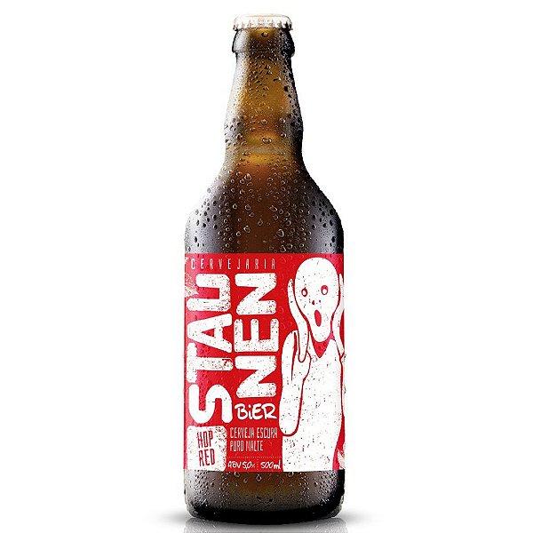 Cerveja Staunen Hop Red 500ml