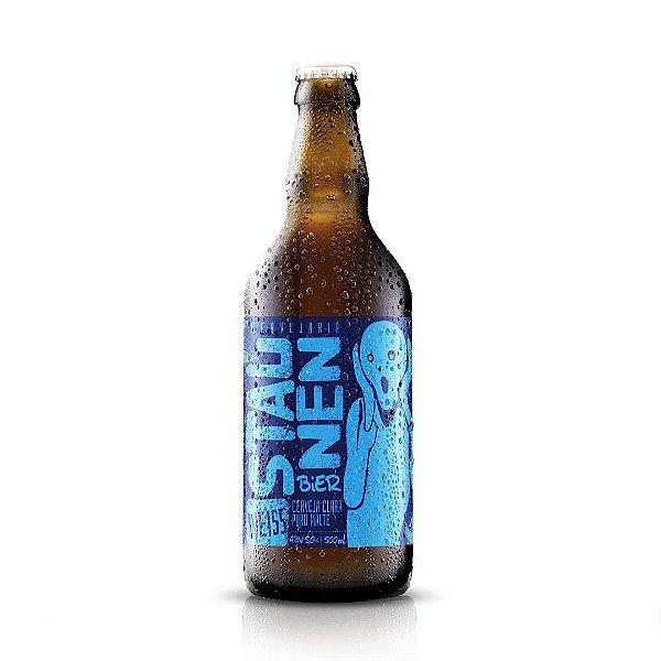 Cerveja Staunen Weiss 500ml