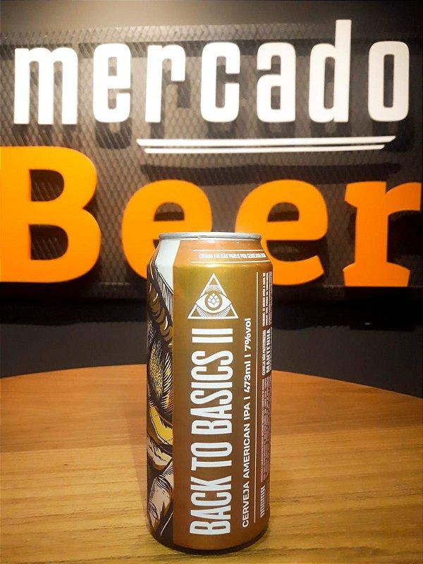 Cerveja Dogma Back To Basics II 473ml