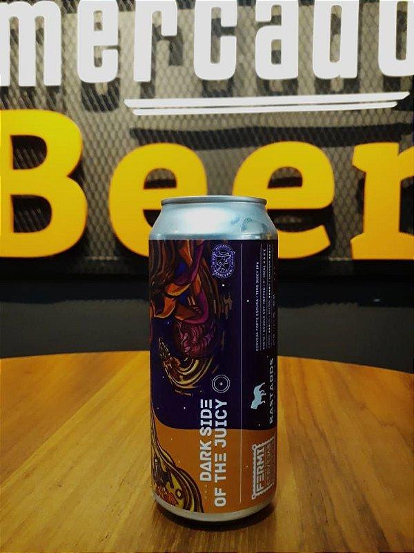 Cerveja Fermi Dark Side of The Juicy 473ml
