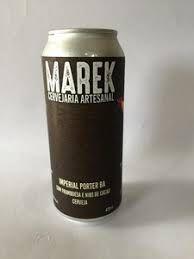 Cerveja Marek Begginers Journey 473ml