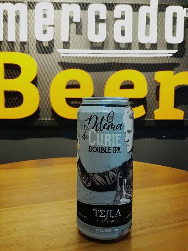 Cerveja Tesla O Dilema de Curie 473ml
