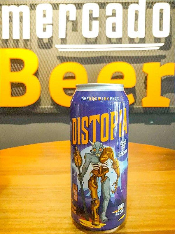 Cerveja Demonho Distopia 473ml