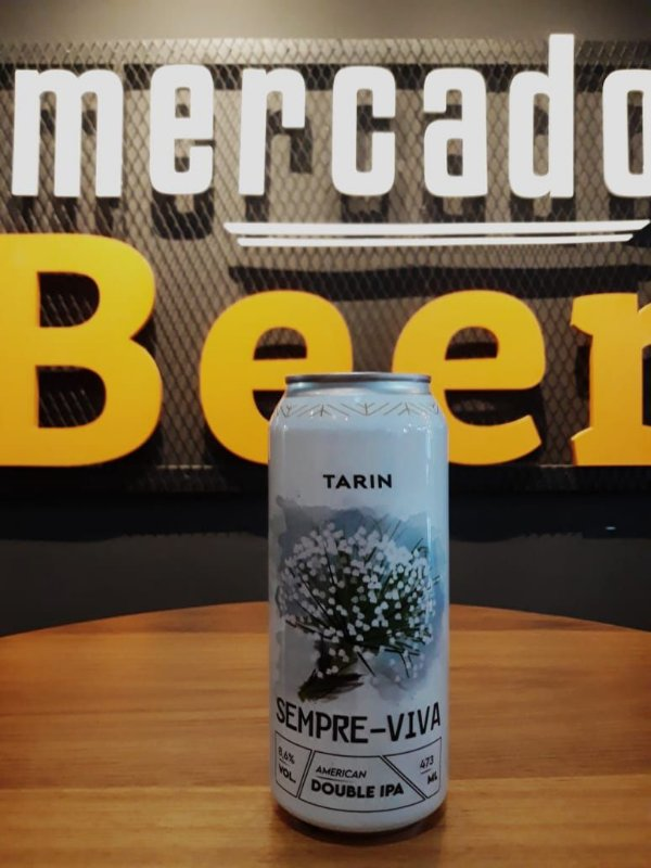Cerveja Tarin Sempre Viva 473ml
