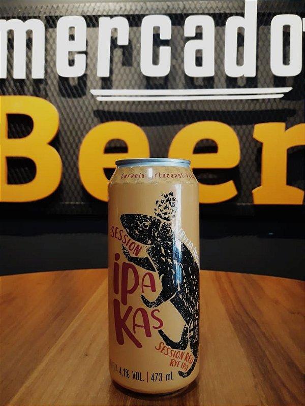 Cerveja Pakas Session IPA 473ml