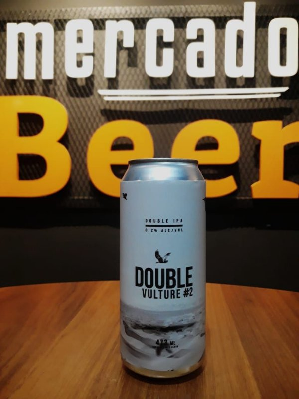 Cerveja Abutres Double Vulture #2 473ml