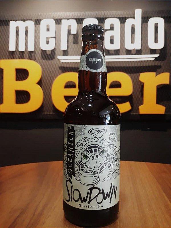 Cerveja Oceânica Slow Down 500ml