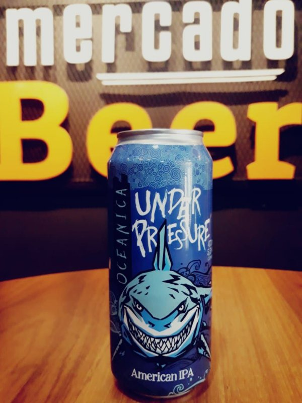 Cerveja Oceânica Under Pressure 473ml
