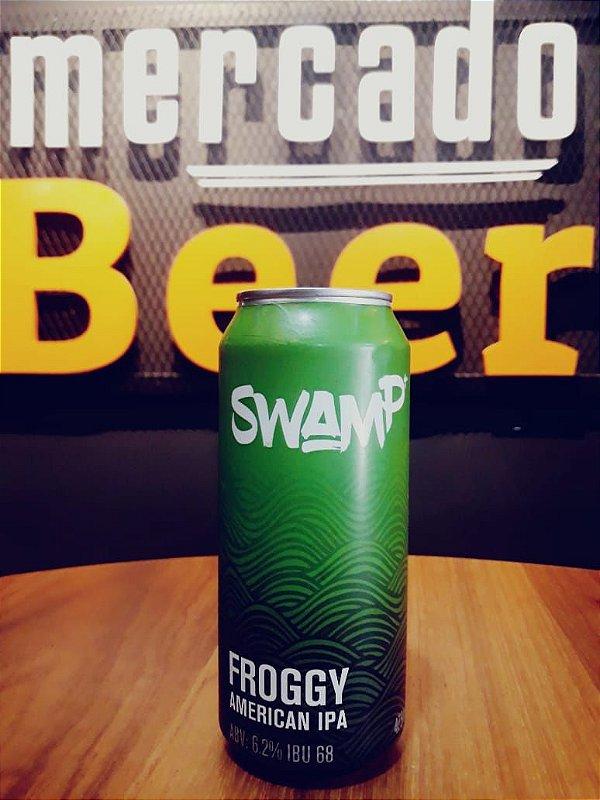 Cerveja Swamp Froggy 473ml