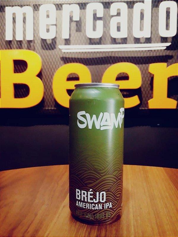 Cerveja Swamp Brejo 473ml