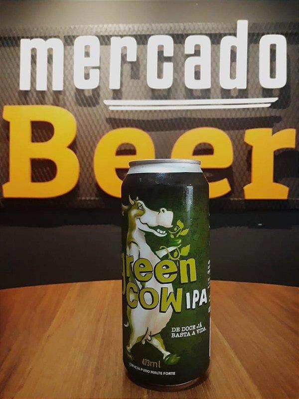 Cerveja Seasons Green Cow 473ml