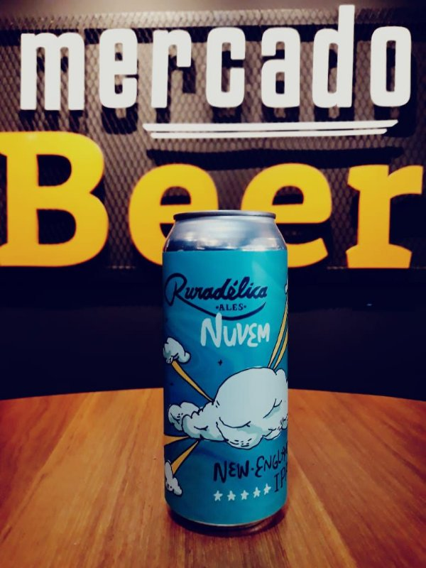 Cerveja Ruradélica Nuvem 473ml