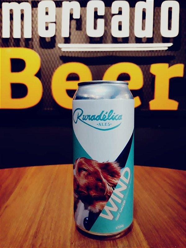 Cerveja Ruradélica Wind 473ml