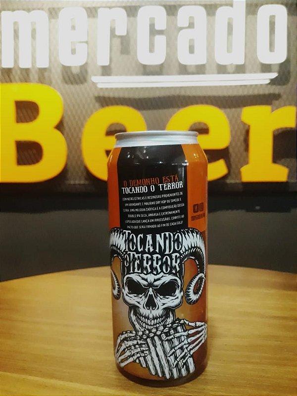 Cerveja Demonho Tocando o Terror 473ml