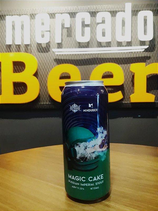 Cerveja Hop Mundi Magic Cake 473ml