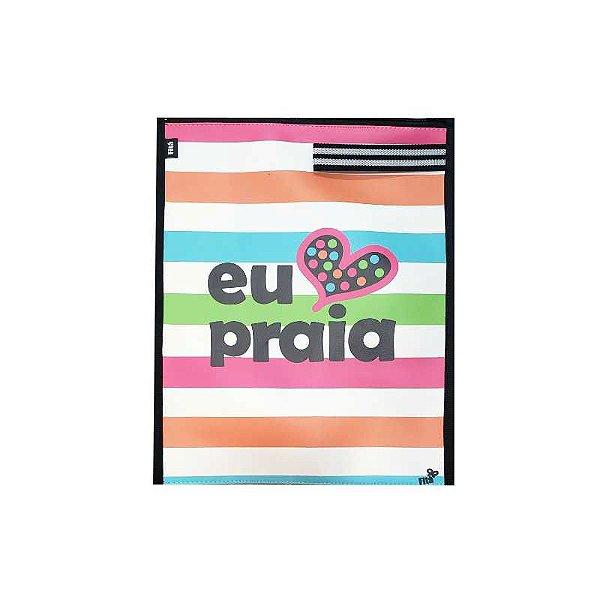 Saco G Organizador - Amo Praia