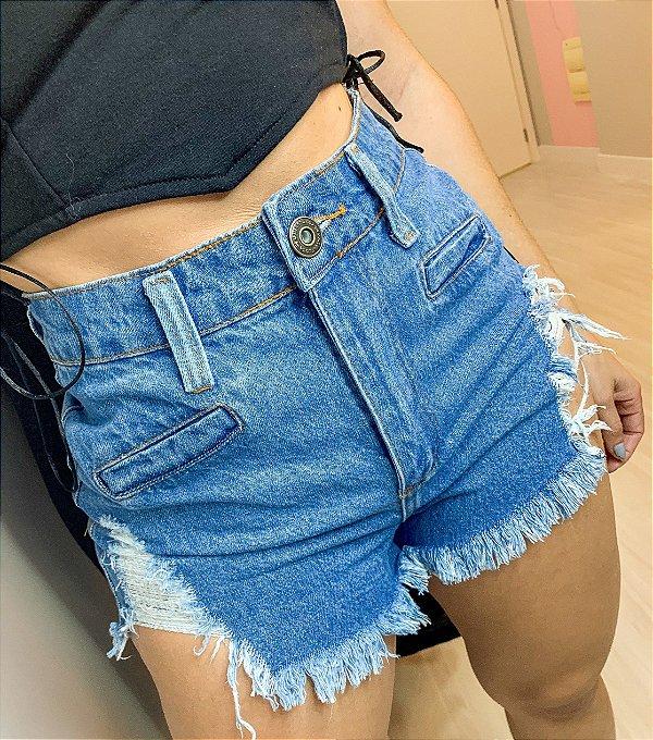 Short Jeans Retro
