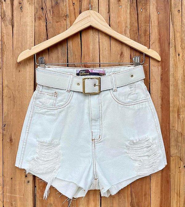 Short Jeans Off Cinto