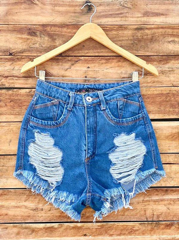 Short Jeans Rasgos