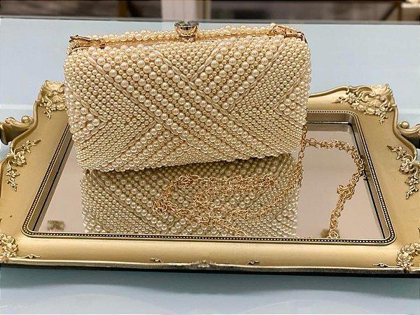 Bolsa Pérola Dourada
