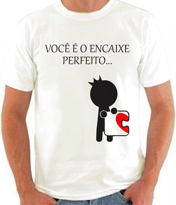 KIT CASAL - ENCAIXE PERFEIRO - MASCULINA