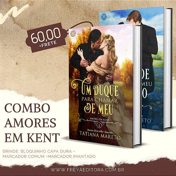 Combo Amores em Kent (2 livros)
